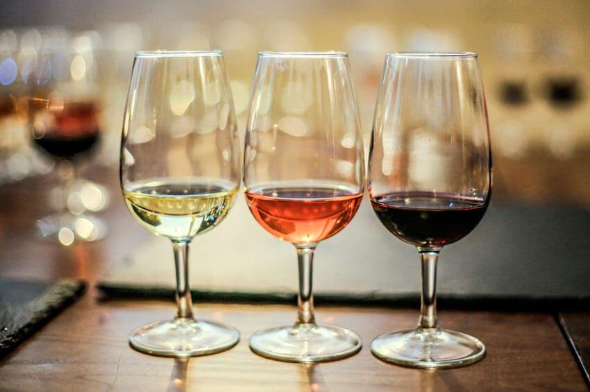Verschil tussen rode en witte wijn