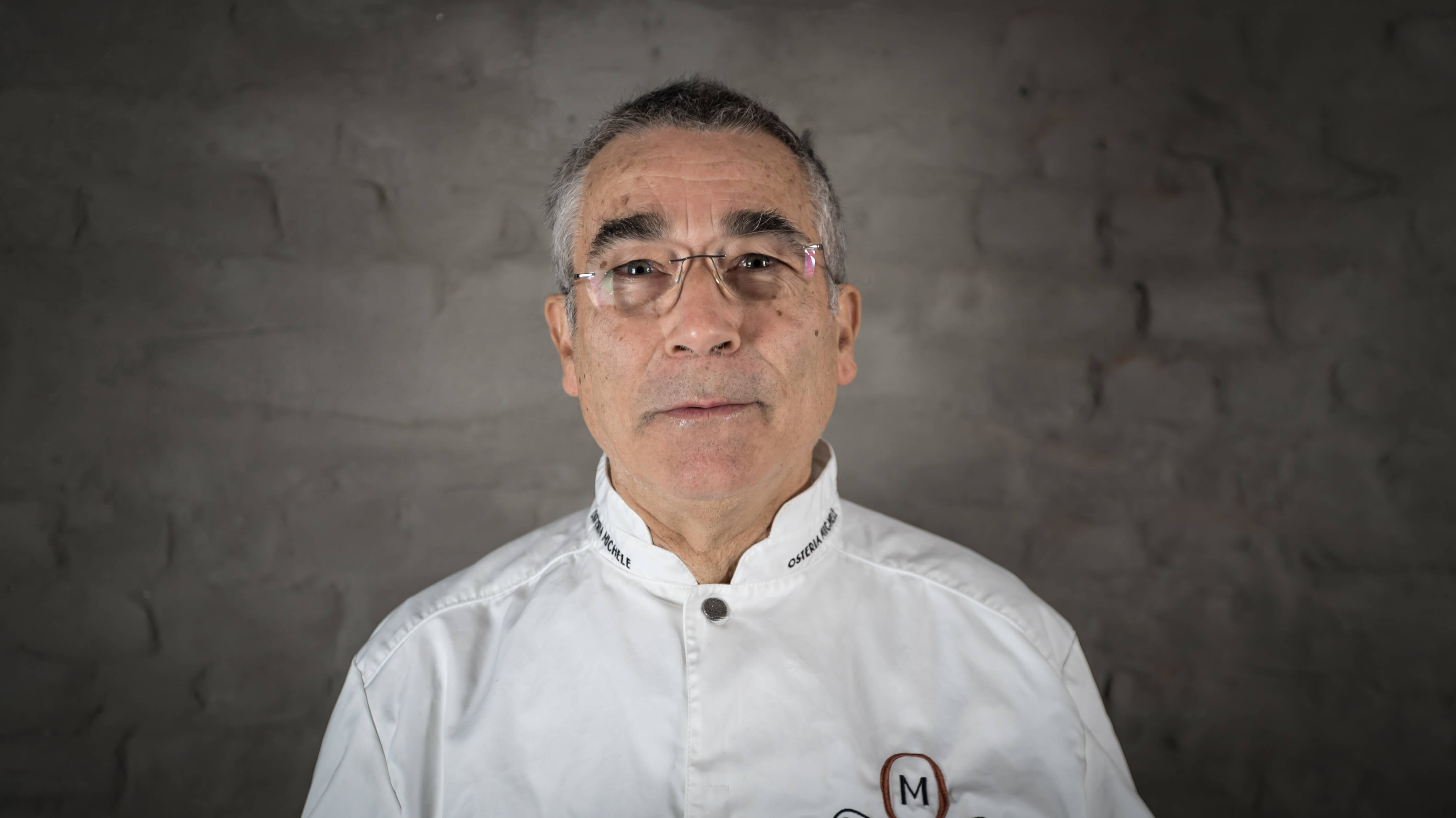 Foto van chef Alfonso Manzi van Osteria Michele Laken