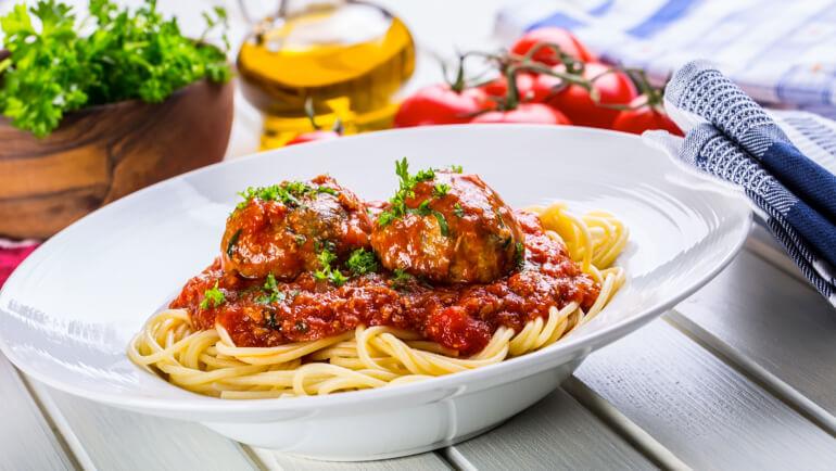 Hoe maak je de love spaghetti?