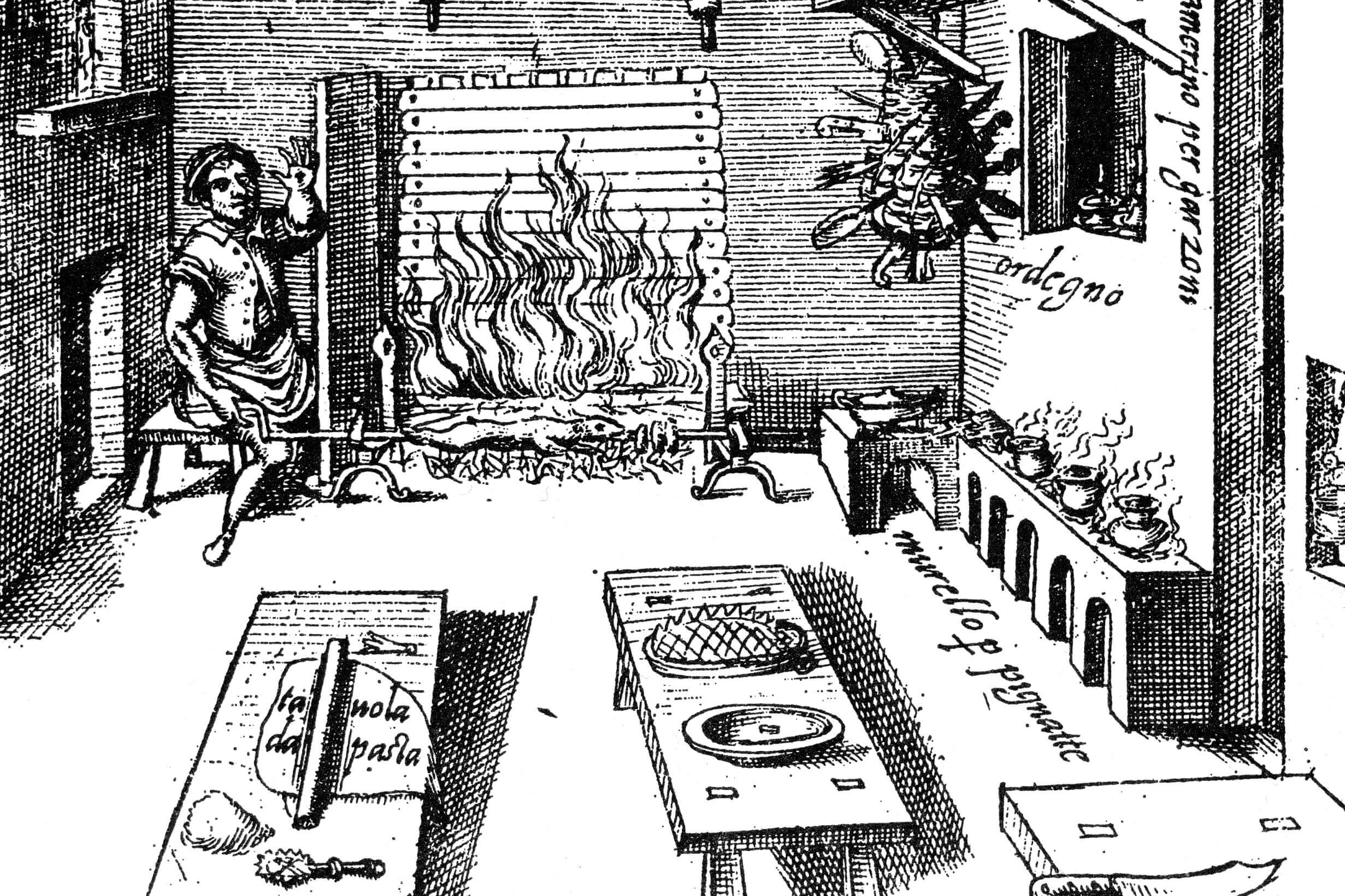 De 1001 Italiaanse gerechten van de paus