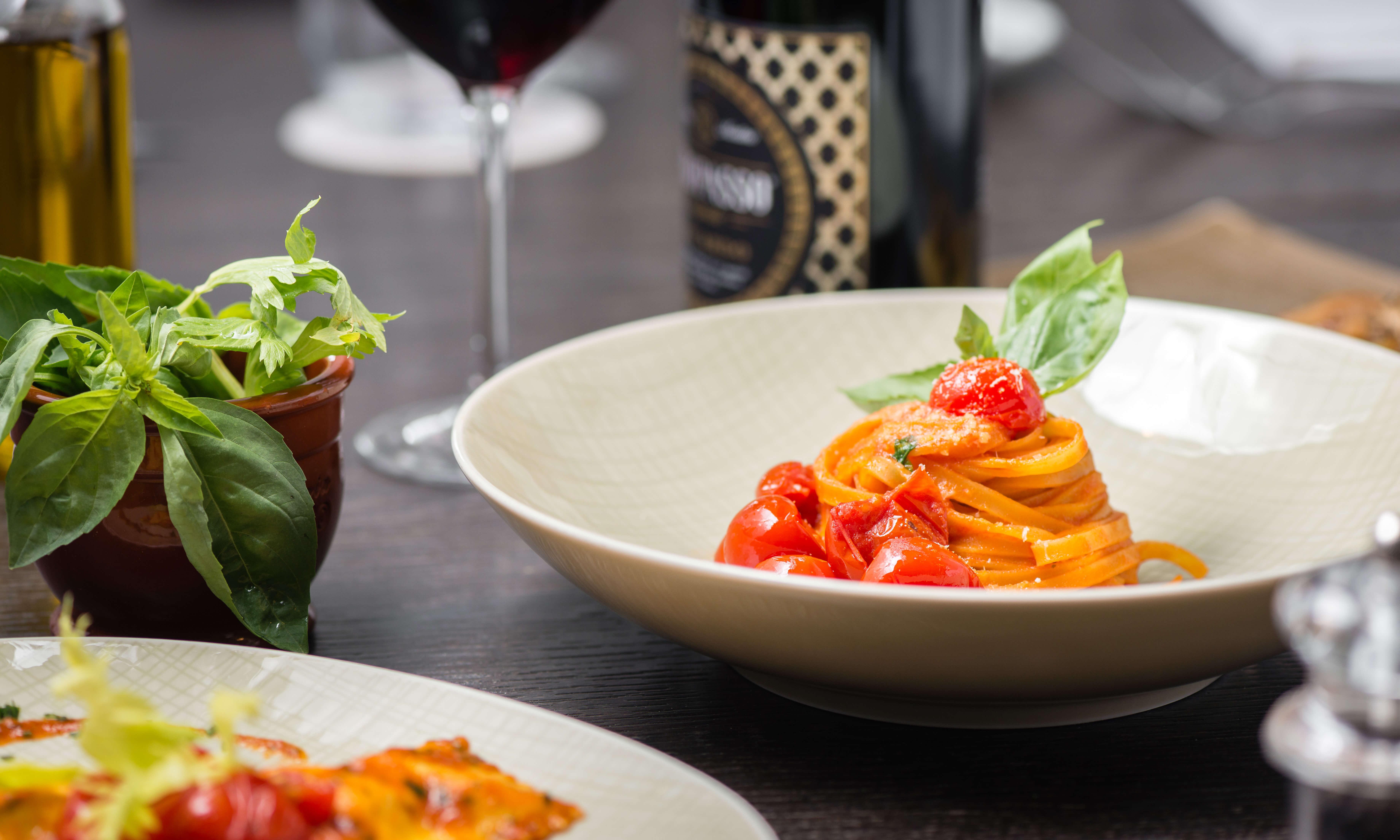 Osteria Michele is terug geopend voor u!